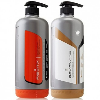 Ds Laboratories Revita Shampoo 925 Ml et Revita Cor Conditioner 925 Ml