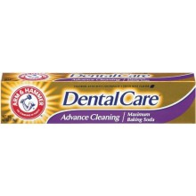 Arm & Hammer Dental Care Fluoride Toothpaste, nettoyage Advance, Force maximale, Fresh Mint 6,3 oz (178 g) (Pack of 6)