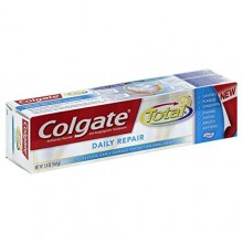 Réparation Colgate Total Daily Dentifrice, 5.8 Ounce
