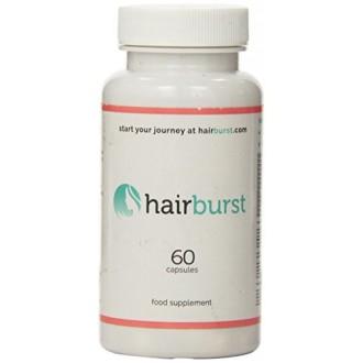 HairBurst natural pelo vitaminas, 60 unidades