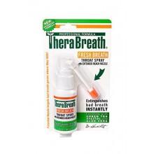 Dentista TheraBreath Recomendado spray aliento fresco para On the Go, 1 onza