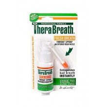 TheraBreath Dentiste frais Spray Breath Recommandé pour On the Go, 1 Ounce
