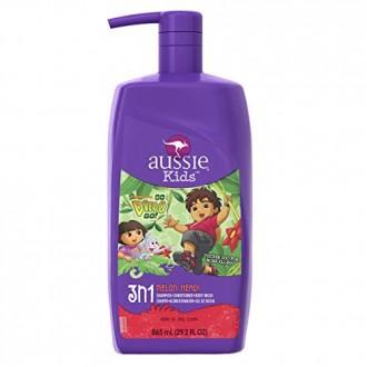 Aussie Melon HEAD! 3n1 29.2 Fl Oz - 3 en 1 shampooing