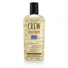 American Crew: Military Classic 3-In-1 Shampooing, 8,45 oz