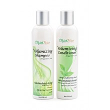 Best Volumizing Shampoo and Conditioner Set for Fine Hair - Boost Volume - Promotes Hair Growth - 100% Natural and Organic -