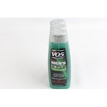 Alberto VO5 Mens 3-en-1 champú, acondicionador y gel de baño, Fresh Energy 12,5 onzas líquidas