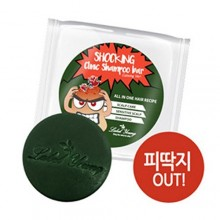 *LabelYoung* Shocking Clinic Shampoo Bar Calming Ver. 100g