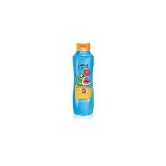 Suave Kids Watermelon 3 in 1 Shampoo + Conditioner + Body Wash (2) 22.5 Fl OZ Bottles
