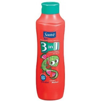 Enfants Suave 3-in-1 Shampoo, Conditioner & Body Wash, Wacky Melon-22.5, oz Cadeau, Bébé, NewBorn, Enfant