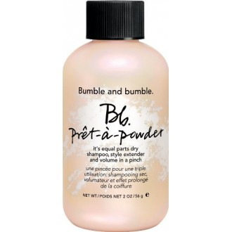 Bumble and Bumble Pret un polvo Shampoo, 2 onza