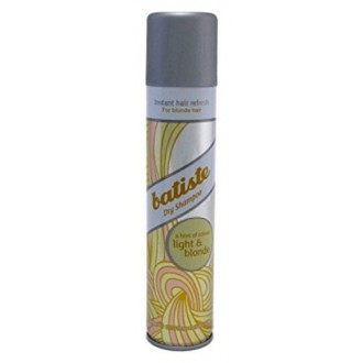 Batiste Dry Shampoo 6.73oz Light & Blonde (3 Pack)
