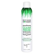 Not Your Mothers Clean Freak Dry Shampoo 7 oz (Pack 2)