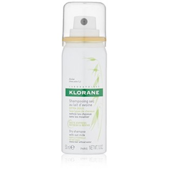 Klorane Dry Shampoo with Oat Milk - All Hair Types , 1.0 oz.