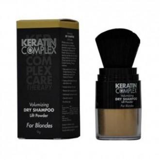 Keratin Complex Shampooing volumisant Dry Lift Powder Blonde Unisexe, 0,31 Ounce