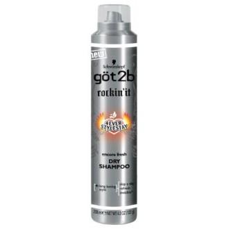 Got2b Rockin' It Encore Fresh Dry Shampoo, 4.3-Ounce