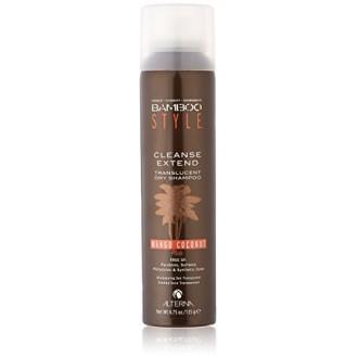 Alterna Bamboo Style Cleanse Extend Translucent Dry Shampoo - Mango Coconut - 4.75 Oz
