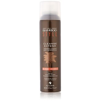 Alterna Bamboo style Cleanse Extend Translucide Shampooing sec - Mango Coconut - 4,75 Oz