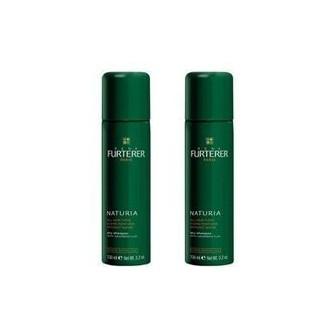 René Furterer Naturia Shampooing sec Pack 2. 3.2 oz