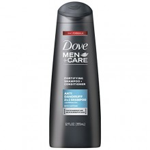 Dove Men + Care 2 en 1 Shampooing et revitalisant, Anti pelliculaire 12 Ounce