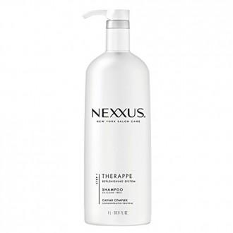 Nexxus Therappe Moisturizing Shampoo bomba, 33.8 onza