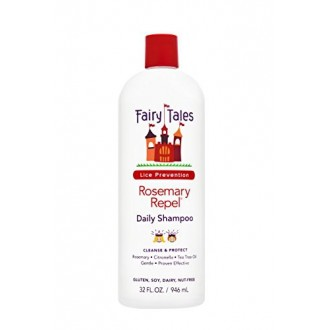 Fairy Tales Rosemary Repel Shampoo, 32 Ounce