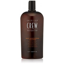 American Crew Daily Shampooing Hydratant 33,8 oz, emballage peut varier