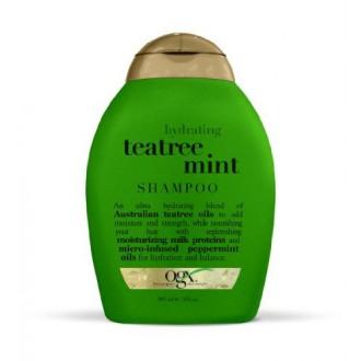OGX Shampoo, Hydrating TeaTree Mint, 13oz