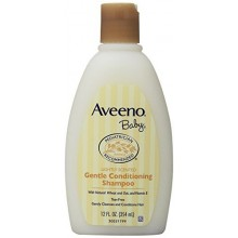 Aveeno doux Conditioning Baby Shampoo, 12 Ounce (Pack de 2)