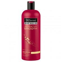 TRESemmé Shampoo, kératine lisse 25 oz (Pack de 2)