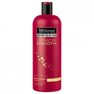 TRESemme Shampoo, queratina Smooth 25 oz (Pack de 2)
