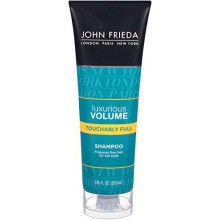 John Frieda Luxurious Volume Touchably Full Shampoo , 8.45 Ounce