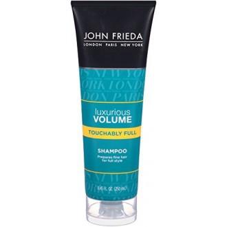 John Frieda Luxurious Volume Touchably Full Shampoo , 8.45 Ounce
