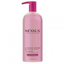 Nexxus Color Assure Rebalancing Shampoo, with Pump 33.8 oz