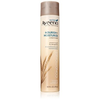 Aveeno Nourish + Moisturize Conditioner, 10.5 Ounce (Pack of 3)