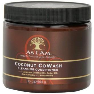 As I Am coco Cowash Limpieza Acondicionador, 16 onzas