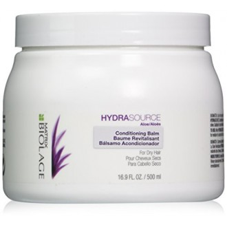 Matrice Biolage Hydrasource Conditioning Baume pour cheveux secs, 16,9 Ounce