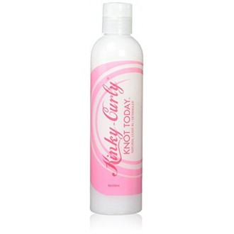 Kinky Curly-Nudo Hoy acondicionador sin enjuague / Detangler - 8 oz