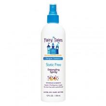 Fairy Tales Static Free Detangling Spray - 12 oz