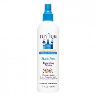 Contes de fées statique démêlant gratuit Spray - 12 oz