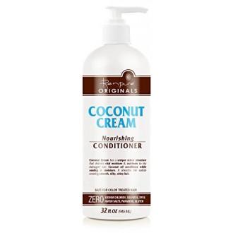 Renpure Coconut Cream Nourishing Conditioner, 32 Ounce