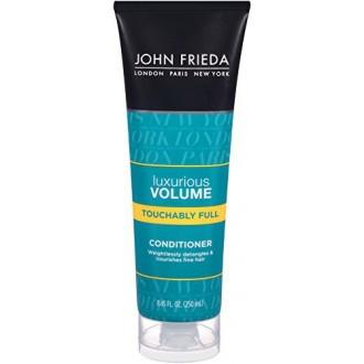 John Frieda lujoso volumen engrosamiento Acondicionador Cabello fino, 8,45 onza