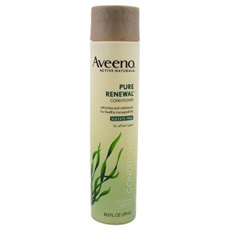 Aveeno Pure Renewal Conditioner, 10.5 Ounce (Pack of 2)