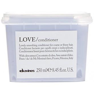 Davines Amor Suavizante, Cabellos de mala calidad o muy rizado, 8,45 onza líquida (250 ml)