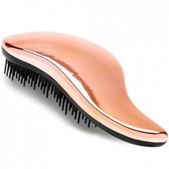 Número 1 MEJOR Detangling Pincel - Lily Inglaterra Detangler Cepillo para el pelo húmedo, seco, fino, grueso y cepillo para el p