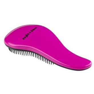 Detangling Hair Brush - Detangler Hair Comb for Adults or Kids (Pink)