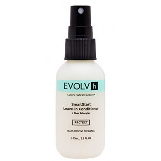 EVOLVh - Organic SmartStart Deja Acondicionador + Uber Detangler (2,5 fl oz / 75 ml)