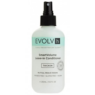 EVOLVh - Organic SmartVolume Volumizing Leave-in Conditioner (fl oz / 8,5 de 250 ml)