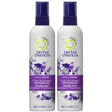 Herbal Essences Totally Twisted Curl Sedosa Detangler cuidado del cabello - 8.5 oz - 2 pk