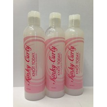 Kinky-Curly Knot Aujourd'hui Leave In Conditioner / Detangler - 8 oz (pack 3)