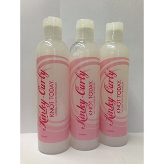 Kinky-Curly Knot Today Leave In Conditioner/Detangler - 8 oz (3 pack)